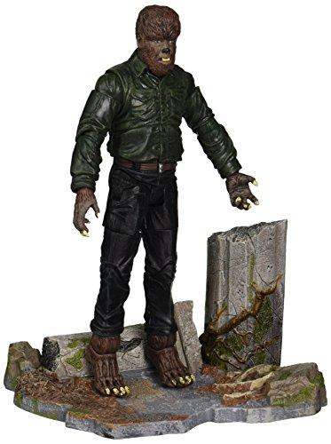 Diamond Select Toys Universal Monsters Select: Wolfman (Version 2) Action Figure