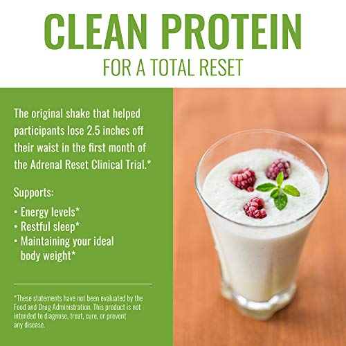 Dr. Christianson Daily Reset Shake, Vanilla Pea Protein Powder (3.7 lbs, 28 Servings) by Dr Christianson (Image #1)
