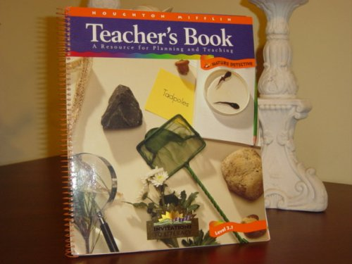 Teacher's Book/ a Resource for Planning and Teaching. Nature Detective.. Invitations to Literacy. Level 2.1