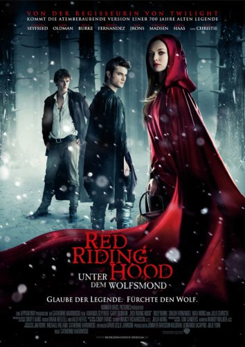 Red Riding Hood - Unter dem Wolfsmond Film