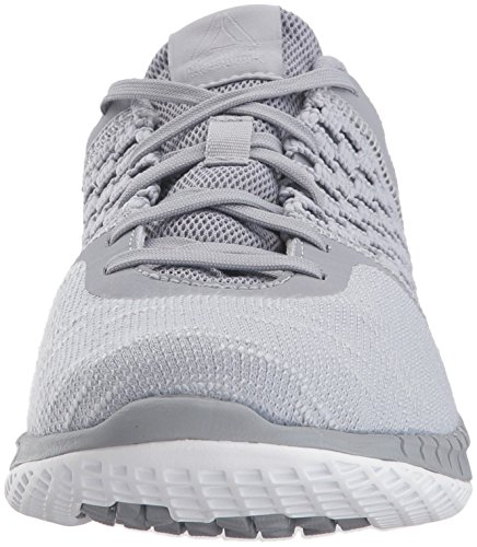 Reebok Women's Print Run Dist Sneaker Cool Shadow/White discount new visit cheap online from china free shipping bAeP2i