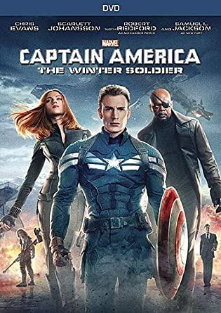 Amazon com: Captain America: The Winter Soldier (DVD): Chris