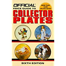 Official Price Guide to Collector Plates, 6th Edition