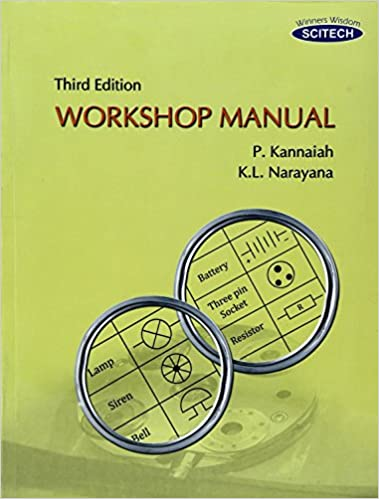 Third Edition workshop Manual Paperback – August 3, 2015