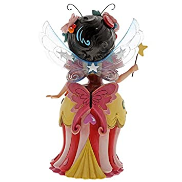 Enesco The The World of Miss Mindy Sweet Forest Fairy Stone Resin Figurine, 10.04 , Multicolor
