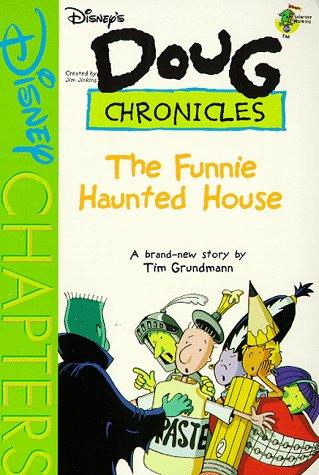 (Disney's Doug Chronicles: Funnie Haunted House - Book)
