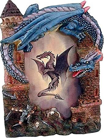 Amazon.com - Knight and Dragon Photo Frame - Picture Frames