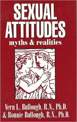 Attitude myth reality sexual