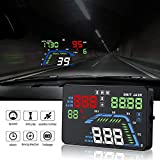 """Best Heads Up Displays - YICOTA Car HUD GPS Head Up Display 5.5"""" Review"""