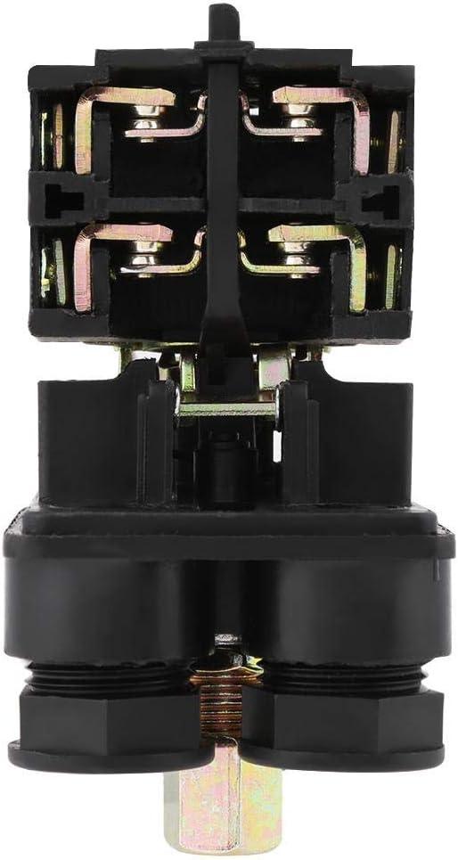 Air Compressor Pressure Switch Control 90-120 PSI 4 Port for Air Compressor Accessory Yosoo Health Gear Air Compressor Switch