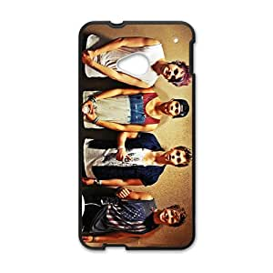 NICKER 5 SOS Cell Phone Cell Phone Case for HTC One M7