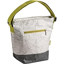 Fuel Tyvek Tote Lunch Bag (Grey/White)
