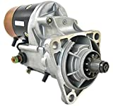 NEW 24V 11T CW STARTER FITS KOMATSU PAYLOADER J30 JH60 DA220 ISUZU ENGINE 1811000430