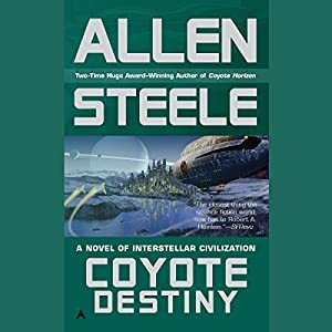 Coyote Destiny Audiobook