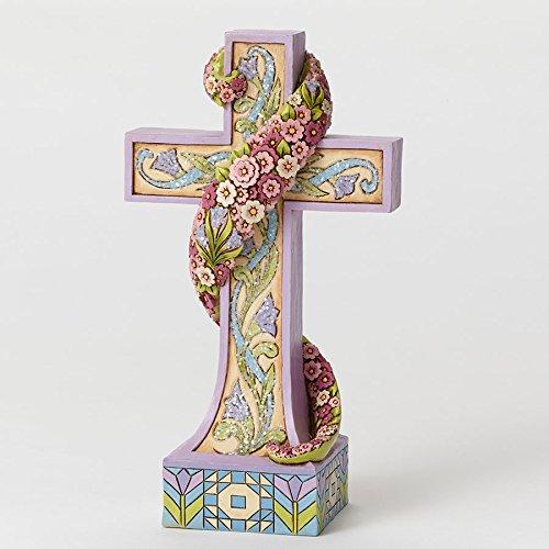 Enesco Jim Shore Figurine Victorian Cross W/f