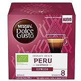 Nescafé Dolce Gusto Espresso Perú Orgánico, 12 Cápsulas