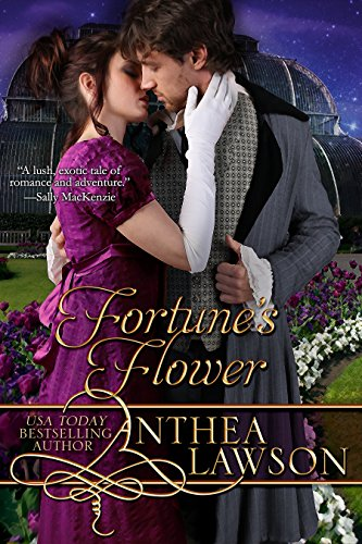 Fortune's Flower (Passport to Romance Book 1) by [Lawson, Anthea]