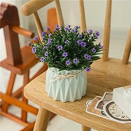 Nuevo Diseño Ramo de flores secas Flor de plástico falso Flor artificial Ornamento Decoración Sala de
