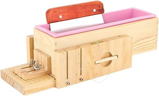 Caja de cortador de jabón multifuncional para el hogar Aparato de ...