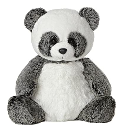 Amazon Com Aurora World Sweet And Softer Ping Panda 12 Plush Toys