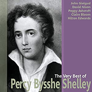 The Very Best of Percy Bysshe Shelley Audiobook