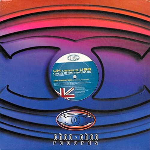 Bill Hamel / Michael Lacy / Jarrod & Gilbey - UK Versus USA - Choo Choo Records - CHCH08