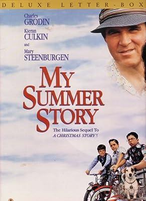 A Christmas Story Sequel.Amazon Com My Summer Story Laserdisc Charles Grodin Kieran