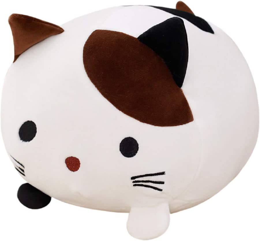GK-O Kawaii Cute Animal Cat Soft Pillow Cushion Plush Toy Stuffed Doll