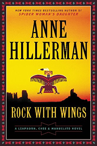 Rock with Wings (A Leaphorn, Chee & Manuelito Novel Book 1) cover