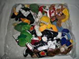 Set 12 Looney Tunes Mini Bean Bags - by Warner Brothers