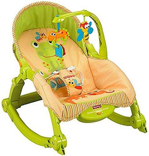 NEW! Fisher's Price Newborn-To-Toddler Portable Low-profi...