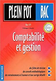 Télécharger Plein Pot Bac : Comptabilité et gestion Bac STT PDF eBook En Ligne Michel Bringer
