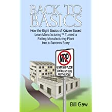 Back to Basics: How the Eight Basics of Kaizen Based Lean  Manufacturing Turned a Failing Manufacturing Plant into a Success Story