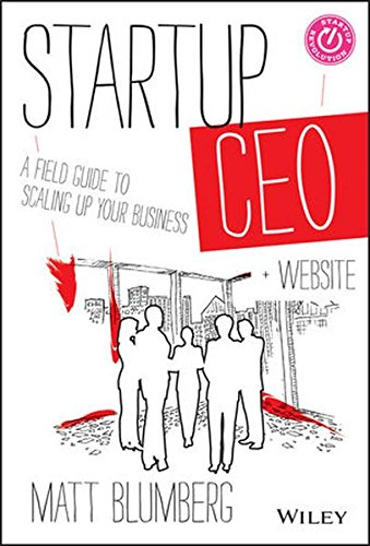 Startup CEO Scaling Business Website product image