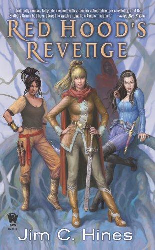 Red Hood's Revenge (PRINCESS Book 3)