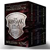 THE KORMAK SAGA OMNIBUS (BOXED SET) (Kormak Saga Boxed Book 1)