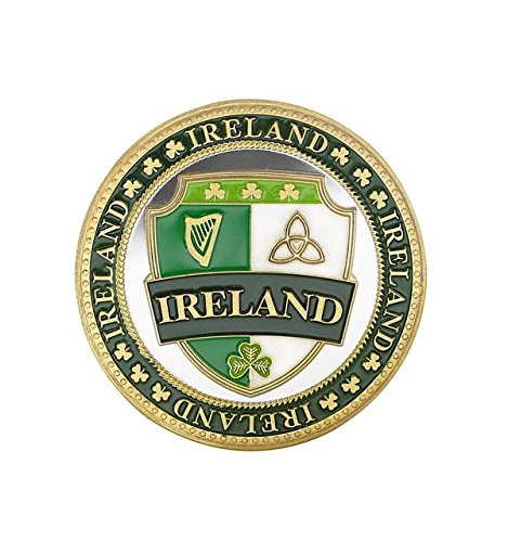Celtic Coin - Ireland Crest Collectors Coin