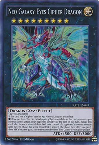 10 best yugioh cards galaxy eyes cipher dragon for 2020
