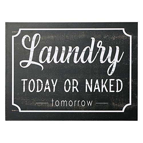 Barnyard Designs Laundry Tomorrow Sayings product image