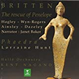 Britten: The Rescue of Penelope; Phaedra
