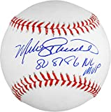 Mike Schmidt Philadelphia Phillies Autographed Baseball with 80,81,86 NL MVP Inscription - Fanatics Authentic Certified