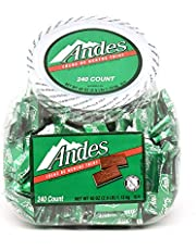 Andes Crème De Menthe Thins, 240 Count