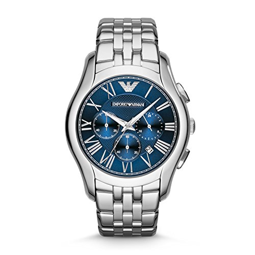 Emporio Armani Men's AR1787 Dress Silver - Armani Emporio 2014
