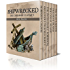 Shipwrecked Six Pack - Robinson Crusoe, Gulliver's Travels, The Swiss Family Robinson, The Coral Island, Treasure Island and The Blue Lagoon (Illustrated) (Six Pack Classics Book 2)
