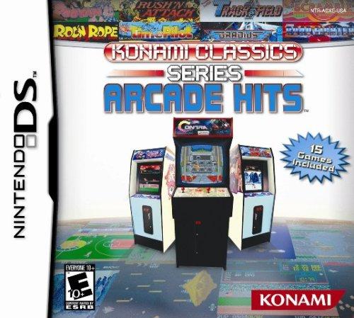 Konami Classics Arcade Hits - Nintendo DS from Konami