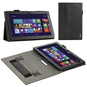 """Poetic BaseBook Case for Lenovo ThinkPad Tablet 2 10.1"""" 64GB Win 8 Pro Tablet Black (3 Year Manufacturer Warranty From Poetic)"""
