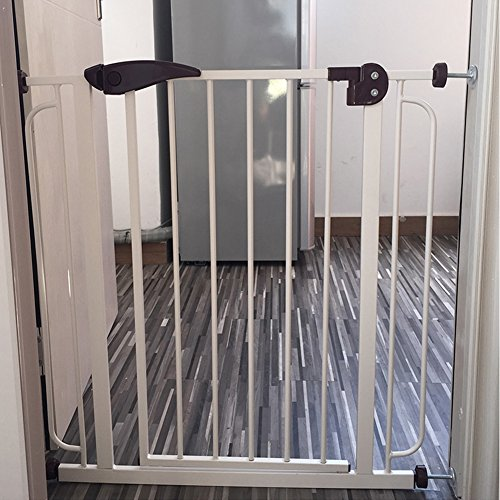 Fairy Baby Pressure Mount Easy Install Walk Thru Gate,Fit Spaces 68.9''-72.4'' Wide,29.9'' High by Fairy Baby