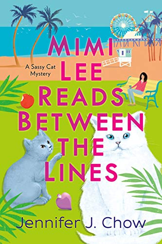Book Cover: Mimi Lee Reads Between the Lines