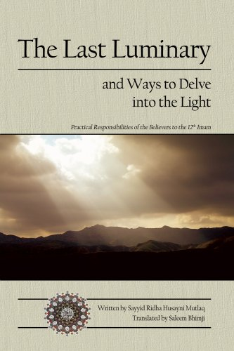 The Last Luminary and Ways to Delve into the Light PDF