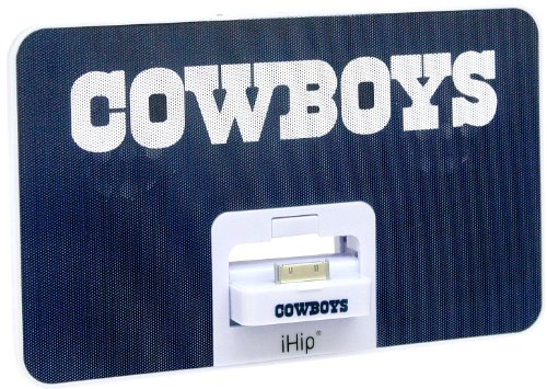 Price Tracking For Ihip Nfl Dallas Cowboys Portable Speaker System